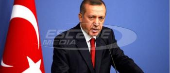 Ερντογάν: Ο Τσίπρας μπορεί να λέει ό,τι θέλει, εμείς θα κάνουμε γεωτρήσεις