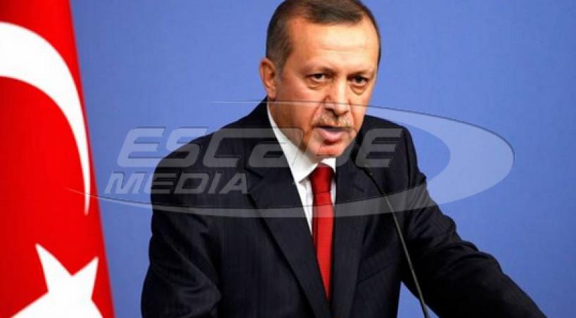 Εθνικιστικό παραλήρημα Ερντογάν κατά της Ελλάδας: «Σμύρνη, που έριξες τους γκιαούρηδες στη θάλασσα»