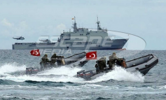 Toυρκία: «Κατεχόμενο έδαφος μας» οι Οινούσσες» – Έδωσαν τουρκικό όνομα και προετοιμάζουν πολεμικό επεισόδιο – Νέα ναυμαχία στα Ίμια