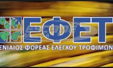 """Ο ΕΦΕΤ προειδοποιεί τις επιχειρήσεις: Προσοχή στους ελεγκτές """"μαϊμού""""!"""