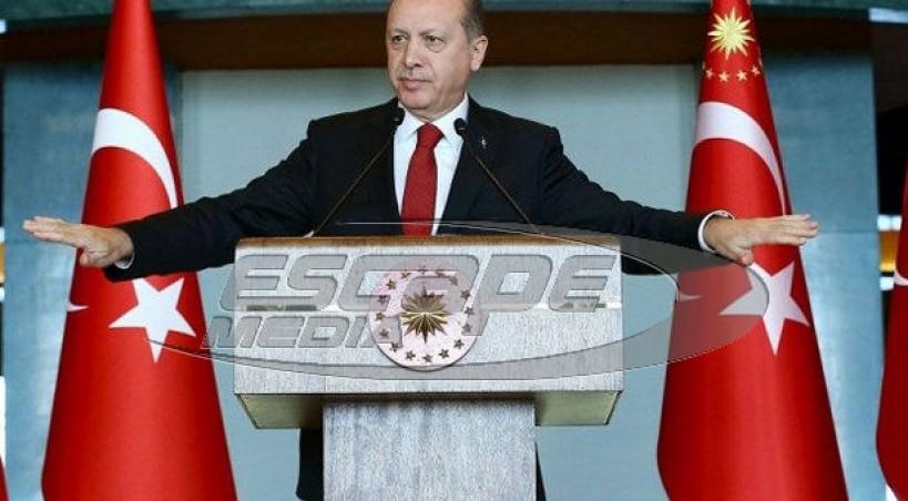 Ερντογάν: Από την Κύπρο έως το Αιγαίο και από τη Μαύρη Θάλασσα έως τη Θράκη θα εφαρμόσουμε τις πολιτικές μας