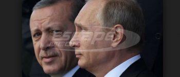 «Όχι» Ερντογάν στον Πούτιν για απελευθέρωση των δύο Ελλήνων στρατιωτικών