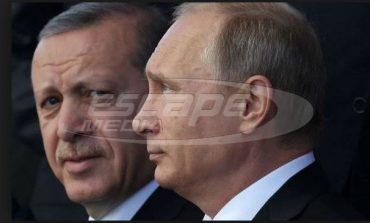 """Η Ρωσία """"τα πήρε όλα"""" από τη Τουρκία"""