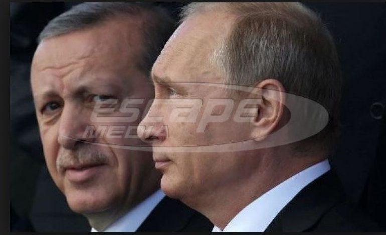 Η κίνηση του Βλάντιμιρ Πούτιν που θα εξοργίσει το σουλτάνο