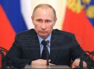 Πούτιν: Οι ανεμογεννήτριες βλάπτουν τα πουλιά και τα σκουλήκια