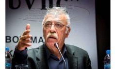 Βίτσας: Δεν θα επιτρέψουμε να γίνει η Ελλάδα αποθήκη ψυχών