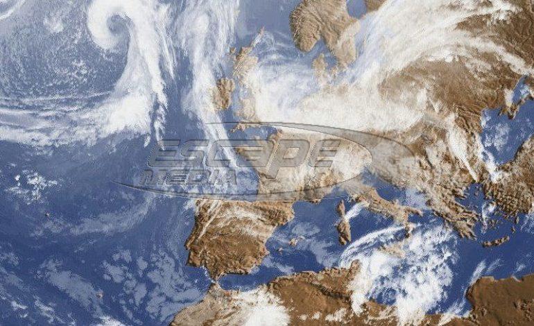 Έρχεται νέο κύμα κακοκαιρίας τη Δευτέρα με καταιγίδες και χαλάζι – Πού θα χτυπήσει