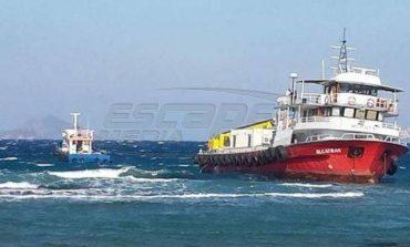 Συναγερμός στο ΓΕΕΘΑ: Κι άλλο τουρκικό πλοίο προσάραξε στην Κω – Σύμπτωση, ανικανότητα ή σκόπιμη ενέργεια;