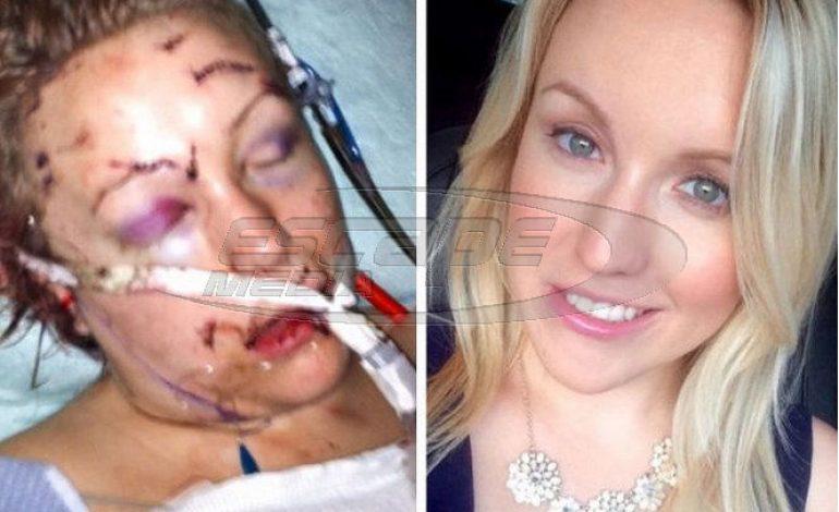 Η γυναίκα που επέζησε μετά από 32 μαχαιριές και παντρεύτηκε εκείνον που της έσωσε τη ζωή