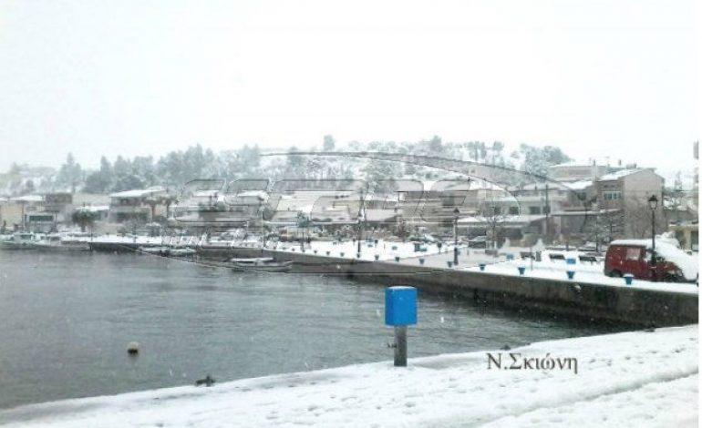 Ρεκόρ… παγετού στη Θεσσαλονίκη! Τεράστια προβλήματα σε Λάρισα, Χαλκιδική και σε όλη την Ήπειρο