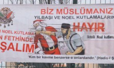 """Κωνσταντινούπολη: Τα """"προφητικά"""" πρωτοσέλιδα για τη ματωμένη Πρωτοχρονιά! «Τελευταία προειδοποίηση: μη γιορτάσετε!»"""