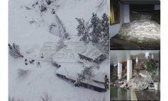 """Ιταλία: Οι πρώτες εικόνες μέσα από το ξενοδοχείο που """"έλιωσε"""" χιονοστιβάδα! Ανασύρουν νεκρούς"""