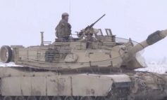 Aμερικάνικα άρματα μάχης «άνοιξαν πυρ» στην αυλή της Ρωσίας!