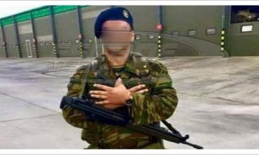 Νέο κρούσμα «αλβανικού αετού» στον Στρατό Ξηράς;