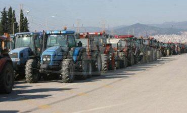 «Μπλόκο» από την αστυνομία στους αγρότες στα διόδια πριν τους Εύζωνες
