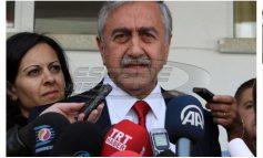 Ακιντζί: Δεν μπορεί να υπάρξει λύση με τις θέσεις της ελληνοκυπριακής πλευράς