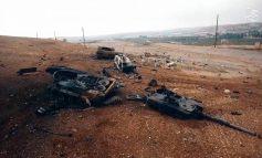 «Σκόνη και θρύψαλα» τουρκικά άρματα μάχης και 5 νεκροί σε επίθεση του ISIS στην Συρία