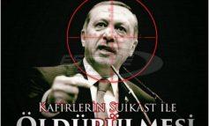 ΗΠΑ και ISIS επικήρυξαν το κεφάλι του Ρ.Τ.Ερντογάν – «Έτσι θα πεθάνει και θα ακολουθήσει νέο πραξικόπημα» .