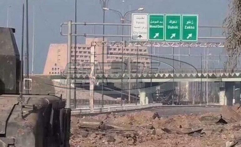 Το ISIS ανατίναξε το μεγαλύτερο ξενοδοχείο της Μοσούλης