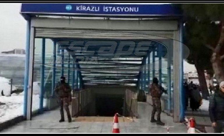 Εκκενώθηκε σταθμός του μετρό στην Κωνσταντινούπολη – Έρευνες για τον μακελάρη του Reina