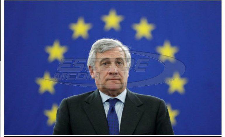 «Μακεδονία» τα Σκόπια για τον νέο πρόεδρο του Ευρωπαϊκού Κοινοβουλίου