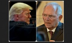 Βόλφγκανγκ Σόιμπλε εναντίον Ντόναλντ Τραμπ!