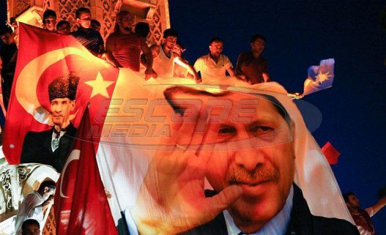 Eμφύλιος στην Τουρκία – Ο Γκιουλέν είναι Εβραίος και προωθεί την πανθρησκεία