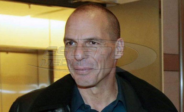 Βαρουφάκης: Οι πραγματικοί ευρωπαϊστές, πρέπει να αντιταχθούμε στους ευρωπαϊκούς θεσμούς