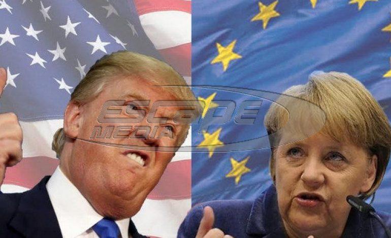 Αγριεύει η Γερμανία στον Τραμπ Κόκκινο πανί το ενδεχόμενο επιβολής δασμών
