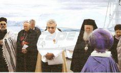 """Συμπόρευση Πάπα και Πατριάρχη: Ο ένας λέει το Κοράνι """"Αγιο"""", ο άλλος εξυμνεί την Τορά!"""