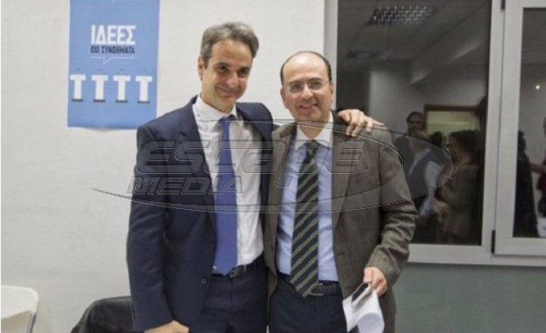 Ο Λαζαρίδης επιτίθεται στην ΕΡΤ γιατί έπαιξαν το θέμα για το πόθεν έσχες Μητσοτάκη