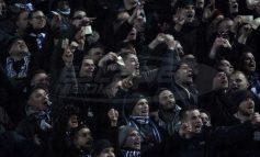 Οπαδοί της Σάλκε κουνούσαν 50ευρα προς τους Έλληνες