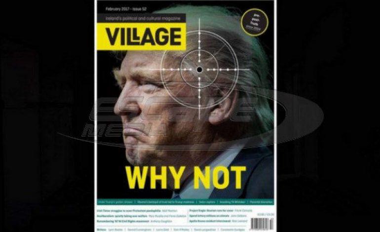 """Σημαδεύουν στον κρόταφο τον Ντόναλντ Τραμπ – """"Γιατί όχι"""""""