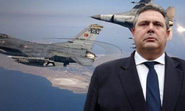 «Διάγγελμα» Π.Καμμένου για την τουρκική επιθετικότητα στο Αιγαίο…