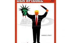 Ο Τραμπ «επιτίθεται» στο Αγαλμα της Ελευθερίας