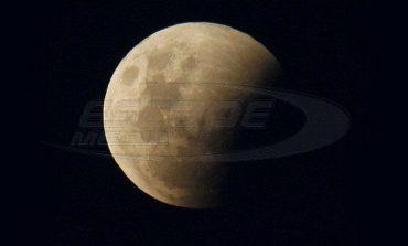 Έκλειψη σελήνης και εμφάνιση κομήτη την ερχόμενη Παρασκευή!