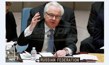 Πέθανε ξαφνικά ο πρεσβευτής της Ρωσίας στα Ηνωμένα Εθνη