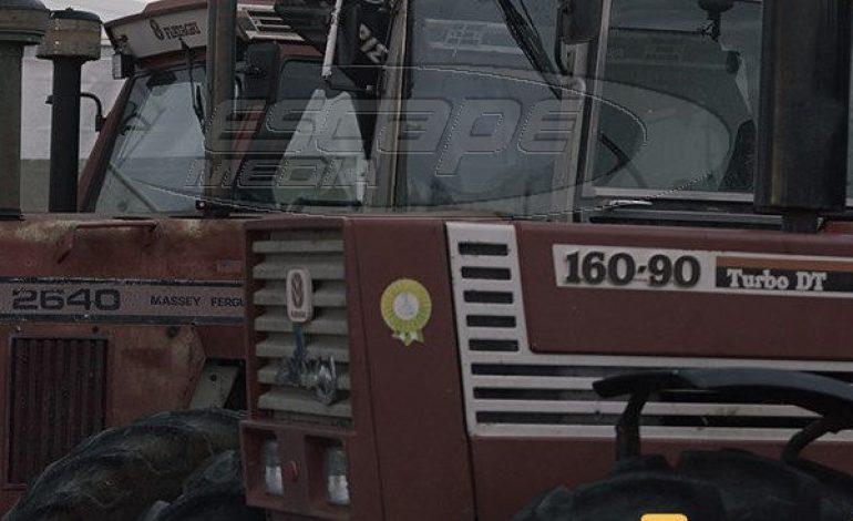 Κινητοποιήσεις ανακοίνωσαν πως ξεκινούν οι αγρότες της Λάρισας