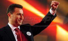 Κλαίει και οδύρεται ο Γκρουέφσκι: «Θέλουν να μας διαμελίσουν τα Σκόπια»
