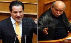 Ένταση στη Βουλή-Βούτσης σε Γεωργιάδη: Δεν θα στήσουμε επεισόδιο εδώ μέσα!