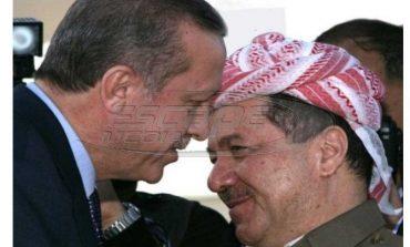 Ο πρόεδρος του ιρακινού Κουρδιστάν επιτέθηκε σε άλλους Κούρδους εκτελώντας εντολές του Ερντογάν