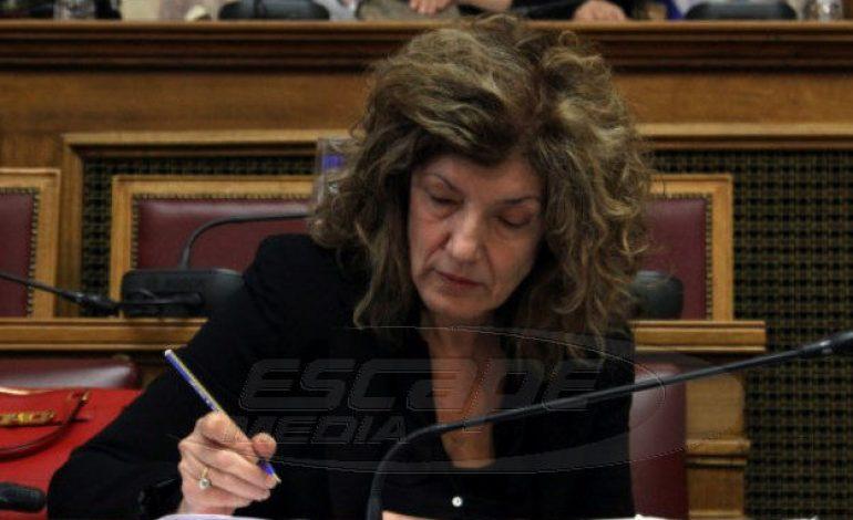 """Χυδαία επίθεση στη Σία Αναγνωστοπούλου: Περισσότερο τσατσά παρά """"πουτάνα"""""""