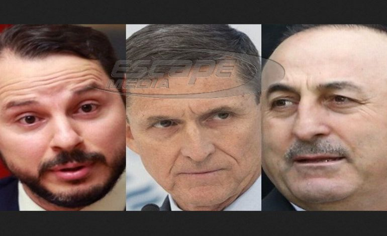 Οι μυστικές επαφές Φλιν με Τούρκους υπουργούς