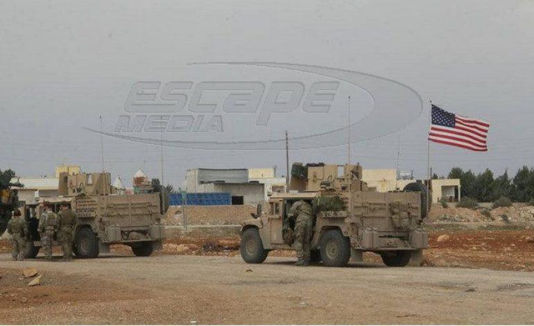 Τουρκικές δυνάμεις εναντίον των Αμερικανικών στην Ιεράπολη