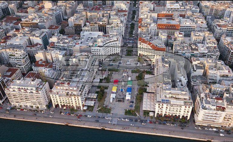 """""""Ο χάρτης της Θεσσαλονίκης αλλάζει"""""""