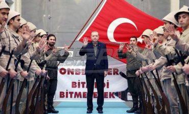 Πρόεδρος τουρκικής κοινότητας στη Γερμανία: Το παράκανε ο Ερντογάν με τον χαρακτηρισμό «ναζί»