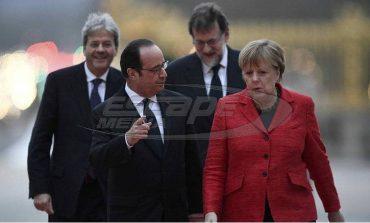 """Ευρώπη πολλών ταχυτήτων """"ψηφίζουν"""" οι ισχυροί της ΕΕ"""