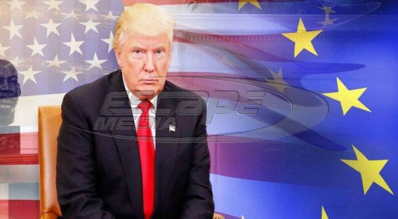 Πρόστιμο «μαμούθ» της Ε.Ε. στην Google - Σφοδρή αντίδραση Τραμπ