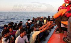 Εκτοξεύτηκαν και πάλι οι ροές παράνομων μεταναστών – 205 έφτασαν στα νησιά σε μία ημέρα