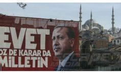 Ξεσηκώνει τα πάθη το επικείμενο δημοψήφισμα στην Τουρκία.